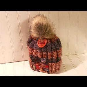 Thermal Knitted Hat NWT